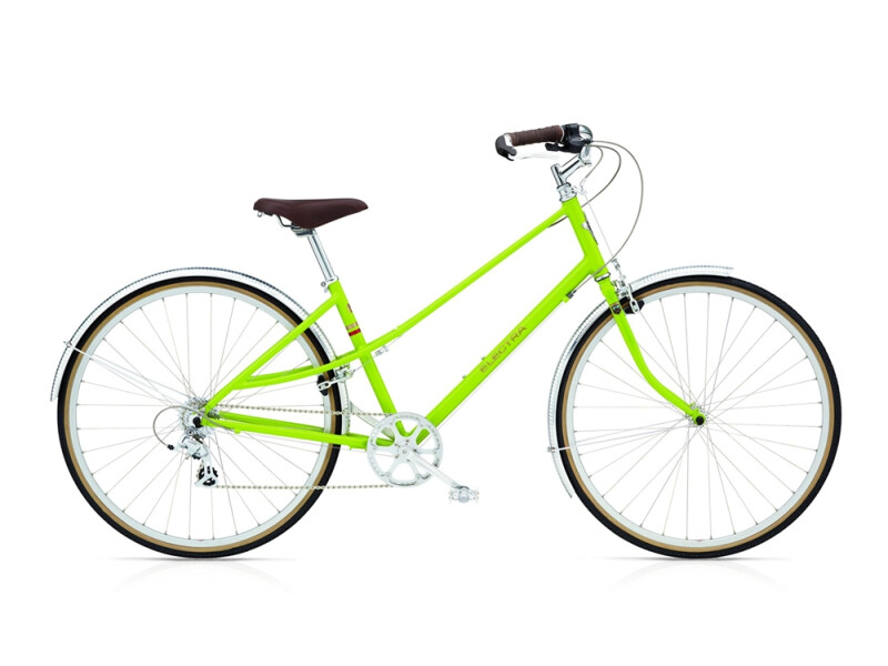 Electra Bicycle Ticino 8D ladies' / kiwi