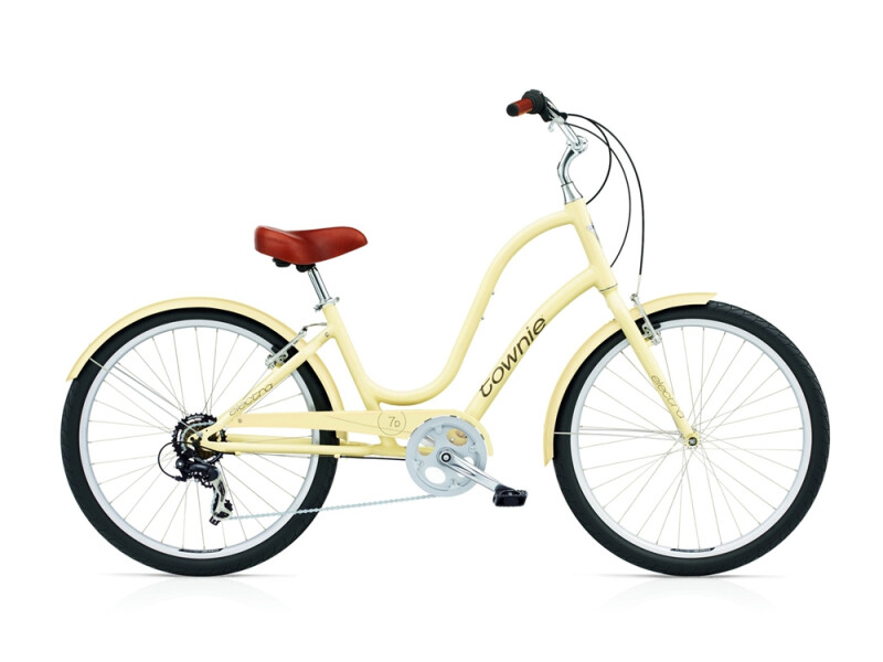 Electra Bicycle Townie Original 7D ladies' / vanilla