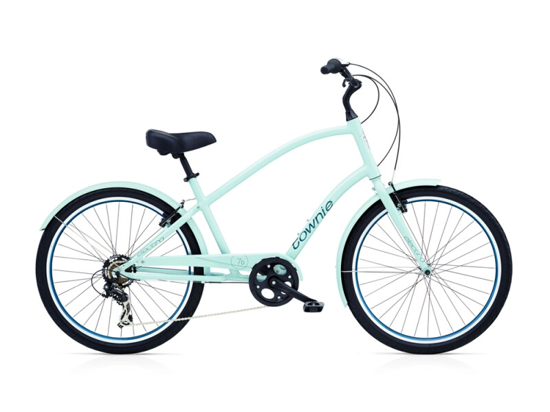 Electra Bicycle Townie Original 7D men's / slate blue