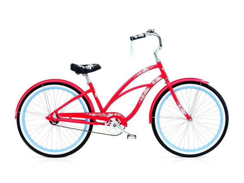 Electra Bicycle Hawaii 3i ladies' / red