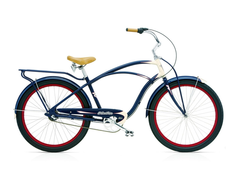 Electra Bicycle Super Deluxe 3i men's