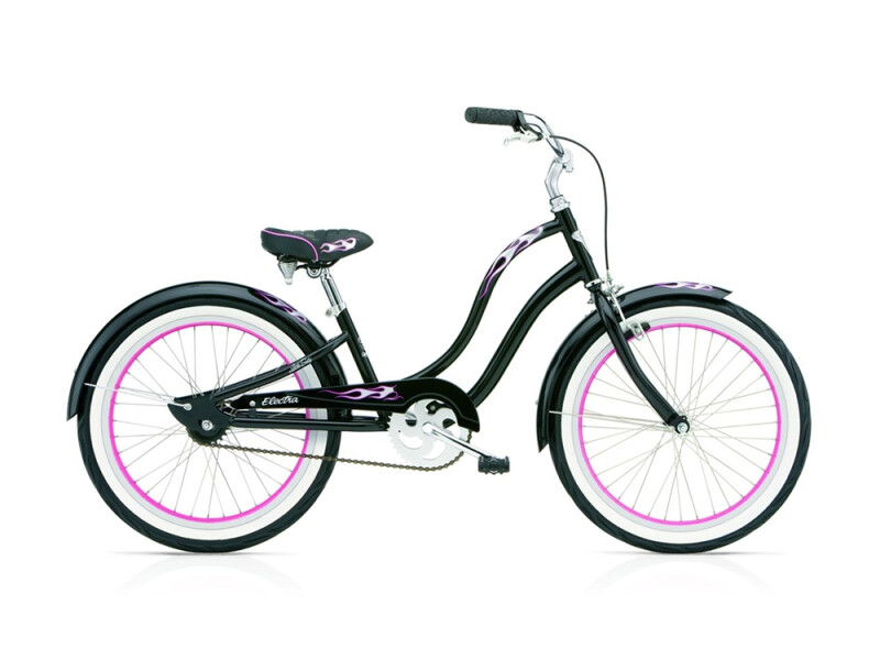 Electra Bicycle Betty Kids girls / black
