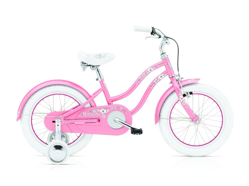 Electra Bicycle Hawaii Kids' 1 girls' / pink