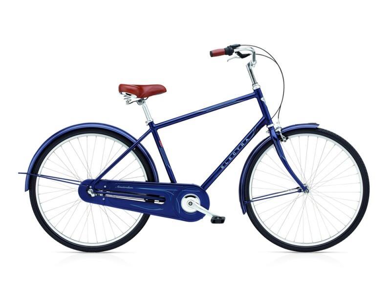 Electra Bicycle Amsterdam Original 3i men's / dark blue metallic