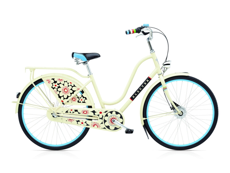 Electra Bicycle Amsterdam Fashion 3i Bloom ladies'