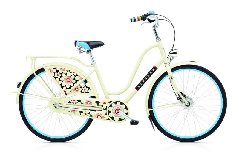 Electra Bicycle Amsterdam Fashion 3i Bloom ladies'