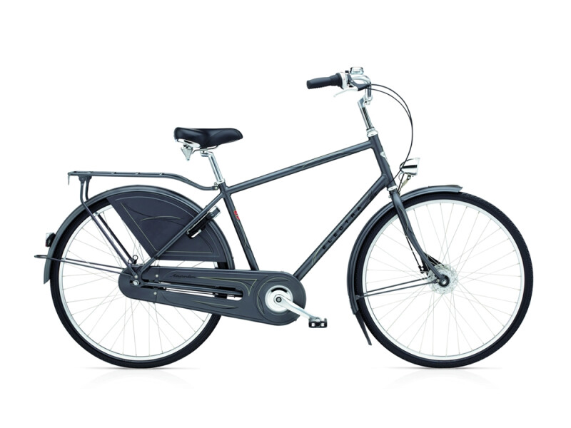 Electra Bicycle Amsterdam Royal 8i men's / satin graphite