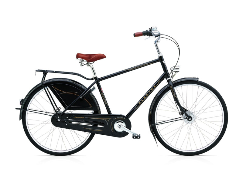 Electra Bicycle Amsterdam Royal 8i men's / black