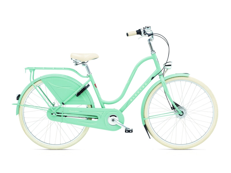 Electra Bicycle Amsterdam Royal 8i ladies' / aquamarine