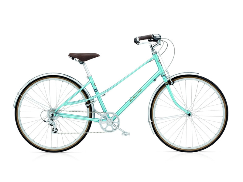 Electra Bicycle Ticino 8D ladies' / glacier blue