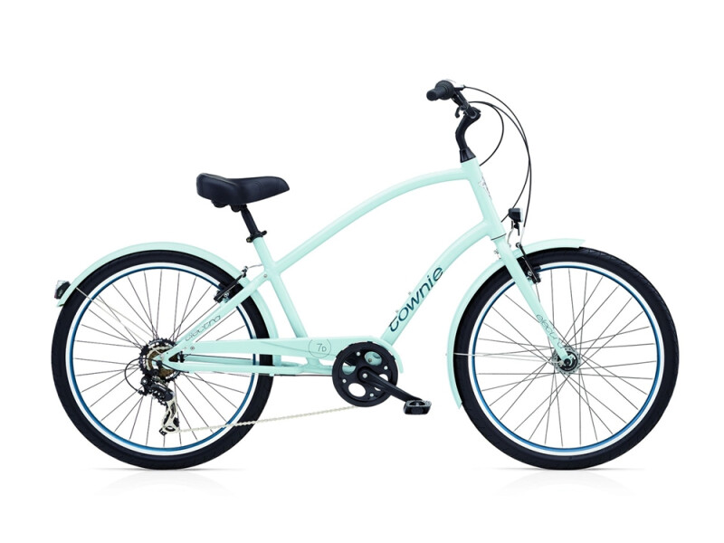 Electra Bicycle Townie Original 7D EQ men's / slate blue
