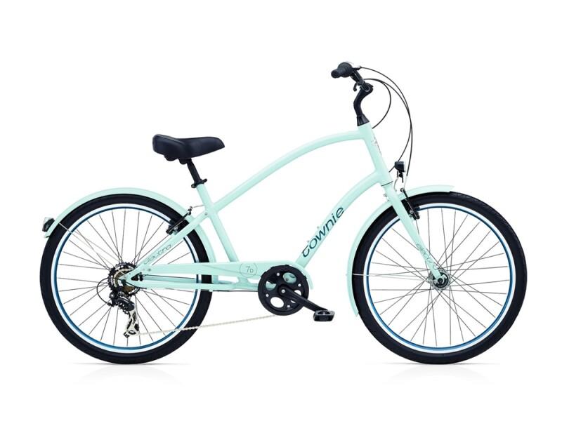 Electra Bicycle Townie Original 7D EQ men's / slate blue