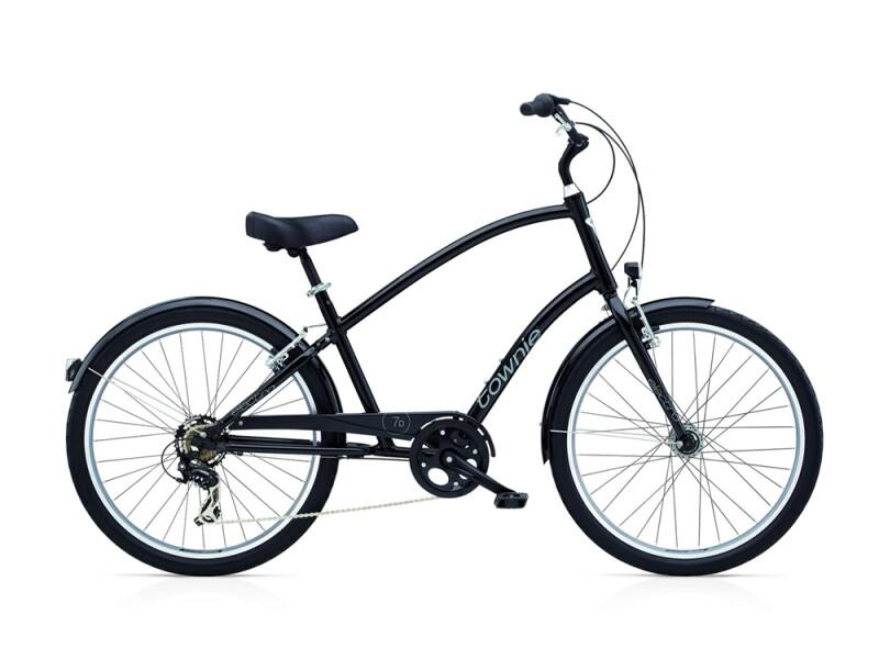 Electra Bicycle Townie Original 7D EQ men's / black