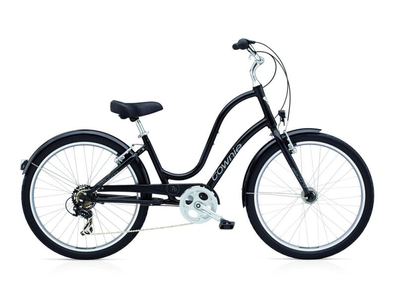 Electra Bicycle Townie Original 7D EQ ladies' / black
