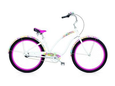Electra Bicycle Chroma 3i Ladies White