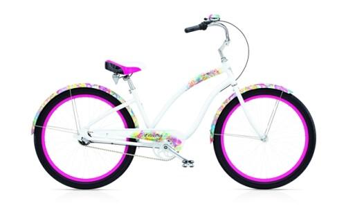 Electra Bicycle Chroma 3i Ladies White