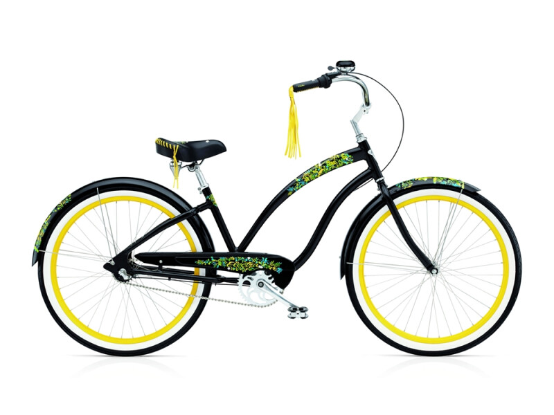 Electra Bicycle Flora & Fauna 3i ladies'