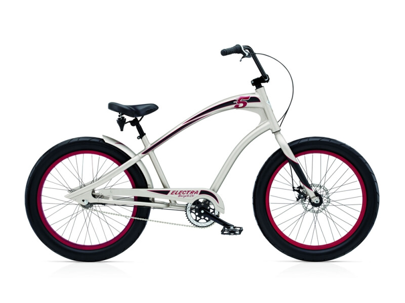 Electra Bicycle Fast 5 3i disc men's