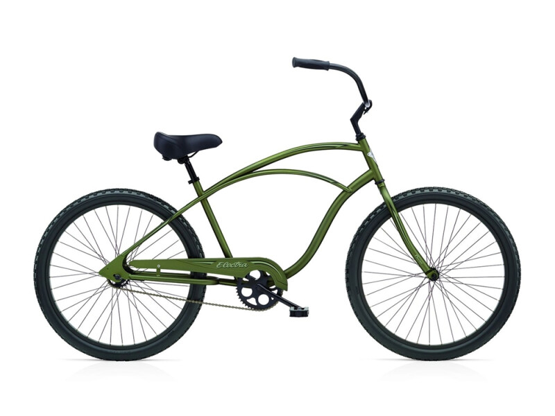 Electra Bicycle Cruiser 1 men's / matte khaki