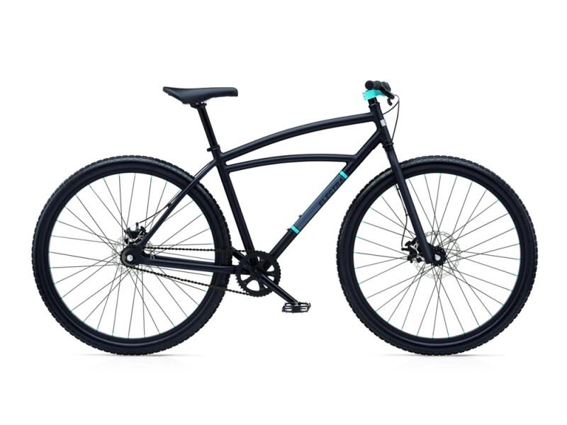 Electra Bicycle Moto 1 / matte black