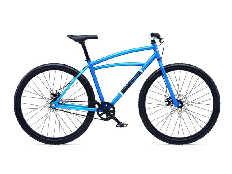 Electra Bicycle Moto 1 / matte blue