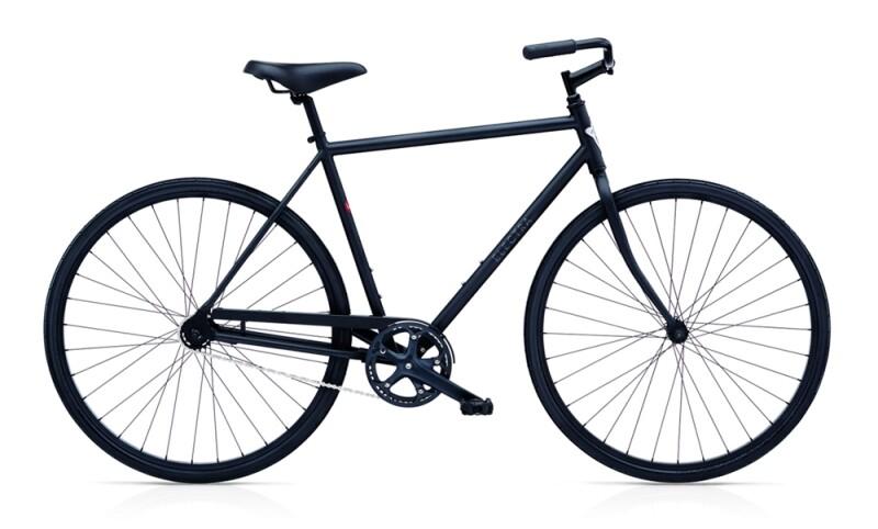 Electra Bicycle Loft 1 men's / matte black