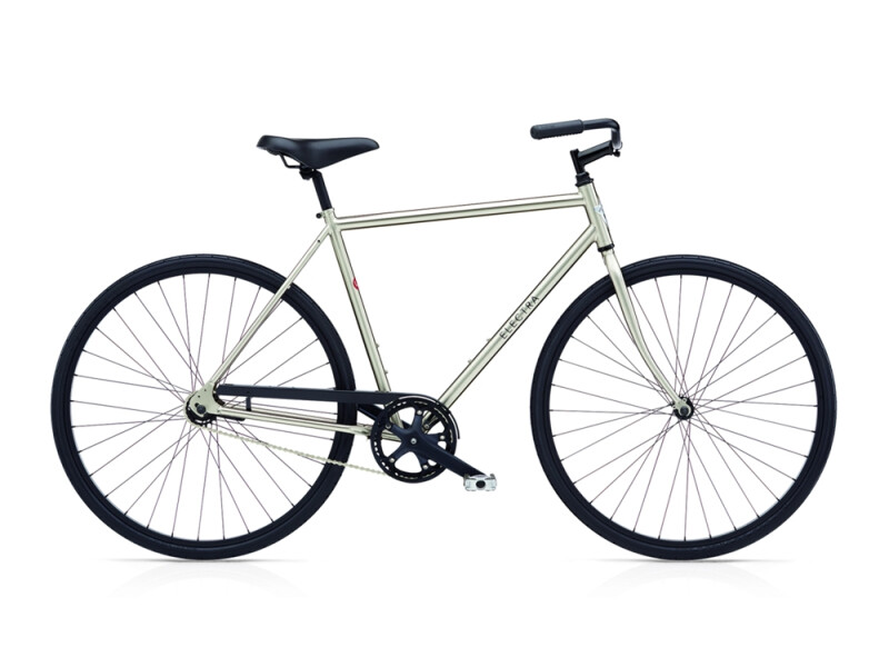 Electra Bicycle Loft 1 men's / nickel plated