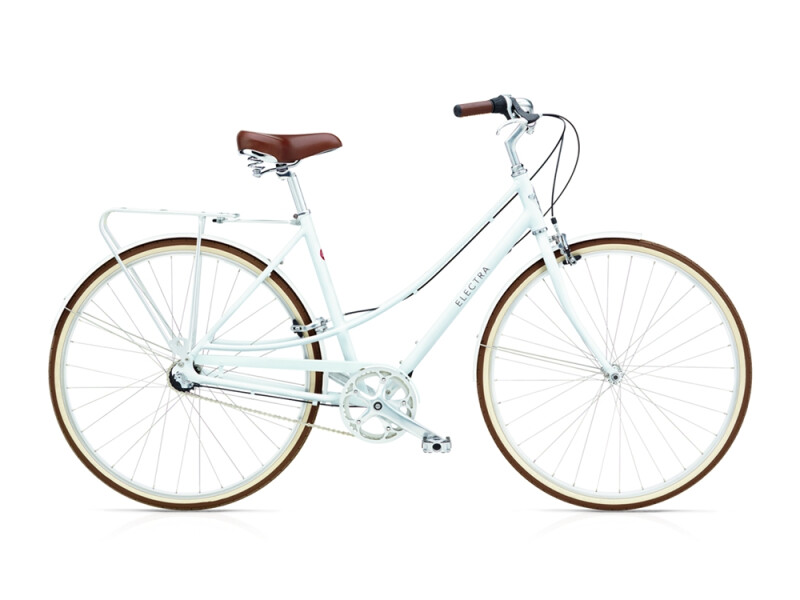 Electra Bicycle Loft 3i ladies' / white