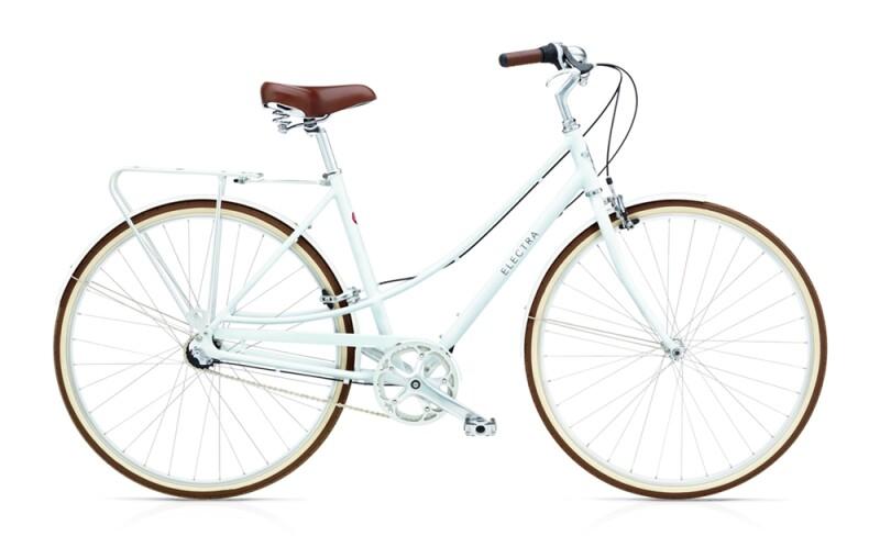 Electra Bicycle Loft 3i ladies' / white