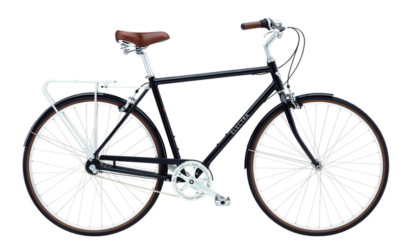 Electra Bicycle Loft 3i men's / black