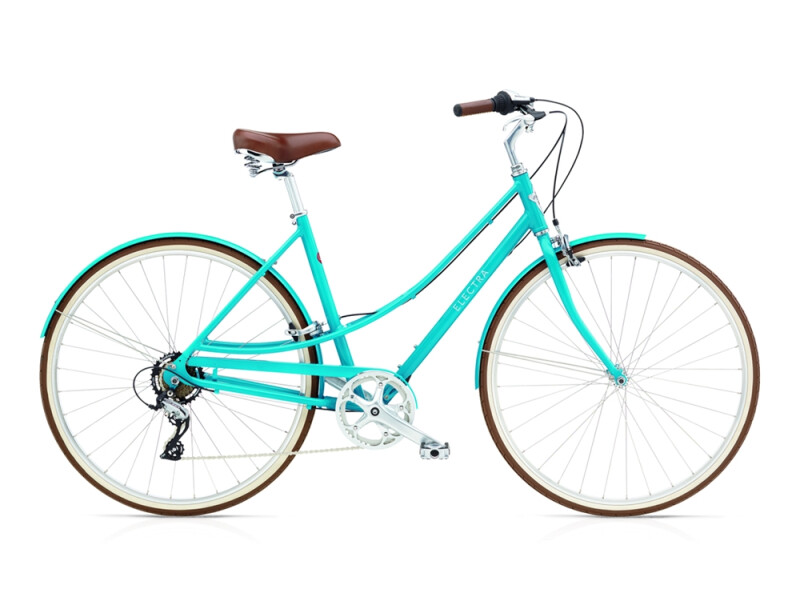 Electra Bicycle Loft 7D ladies' / teal