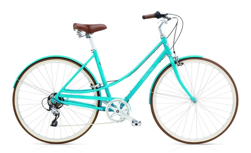 Electra Bicycle Loft 7D ladies' / teal
