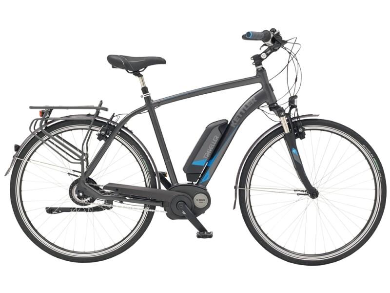 Kettler Bike Traveller E Tour Nuvinci