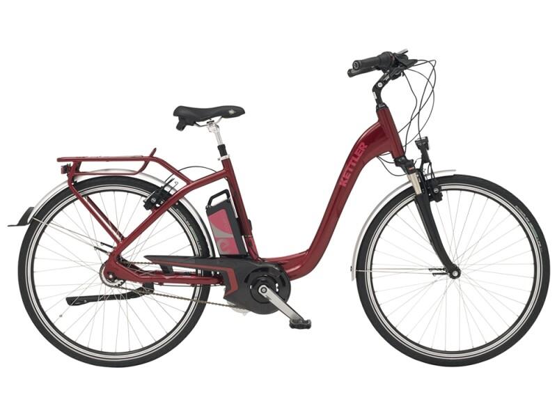 Kettler Bike Obra RT