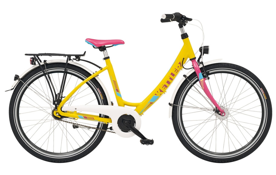 Kettler Bike Grinder Girl