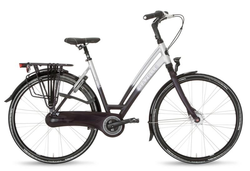 Gazelle Chamonix C8 Citybike