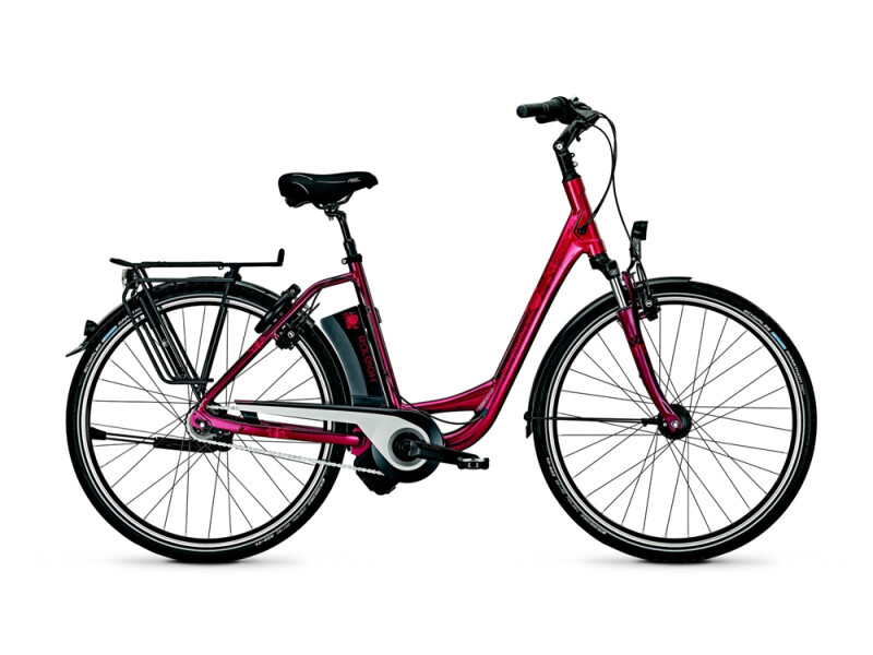 Raleigh Dover Impulse 8 HS/8R HS/Wa/Red/14,5 Ah