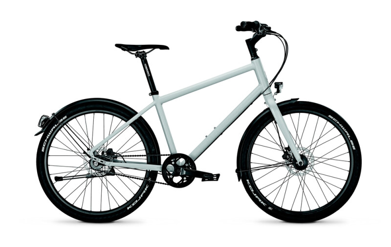 Raleigh Dundee Three/Coolgrey matt