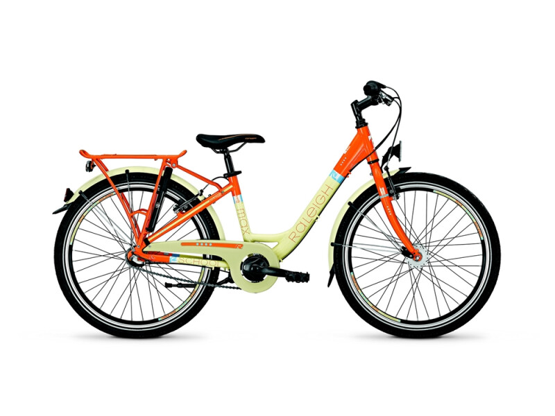 Raleigh Schoolmax 3//Wa/Orange/Creme matt