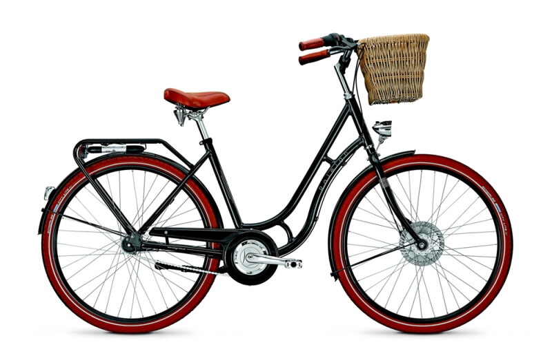 Raleigh - Brighton 7/Magicblack Angebot