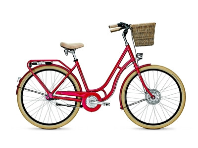 Raleigh - Brighton 7/Cherryred Angebot