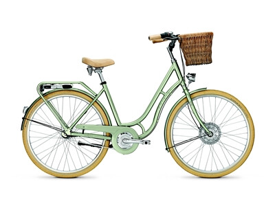 Raleigh - Brighton 7/Dustygreen Angebot
