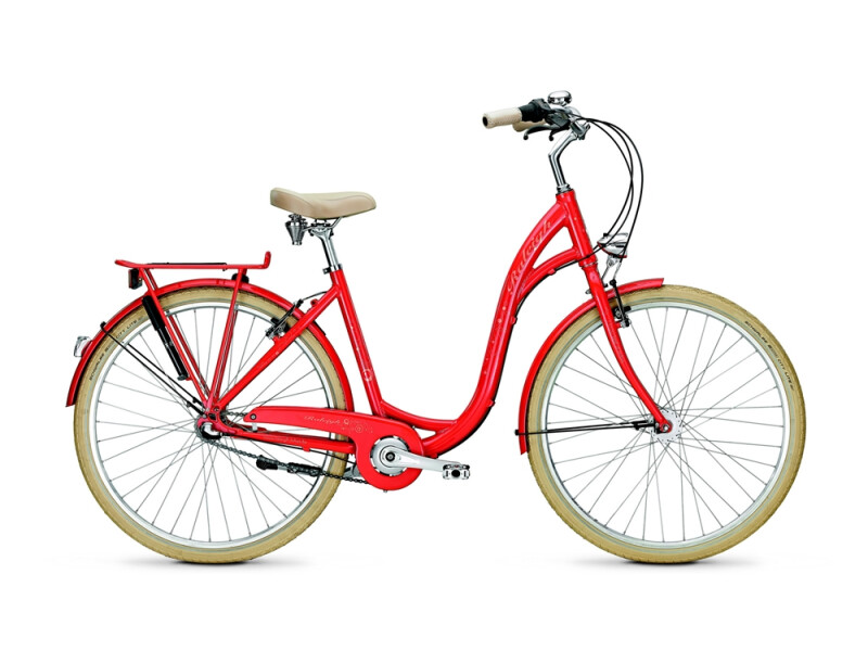 Raleigh Brighton 3/Coralred