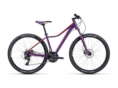 Cube Access WLS Disc purple´n´flashred