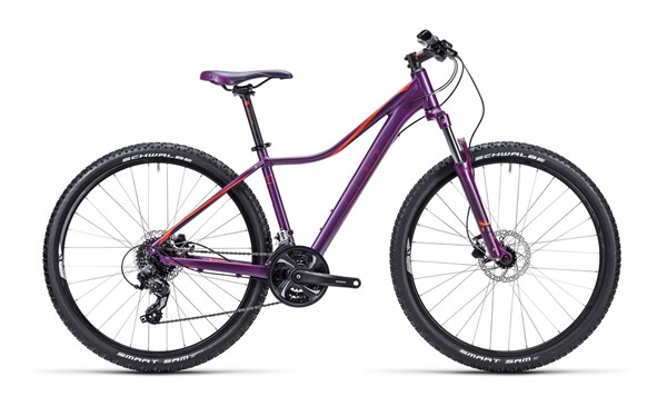 CUBE - Access WLS Disc purple´n´flashred
