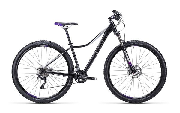 CUBE - Access WLS Race black´n´purple