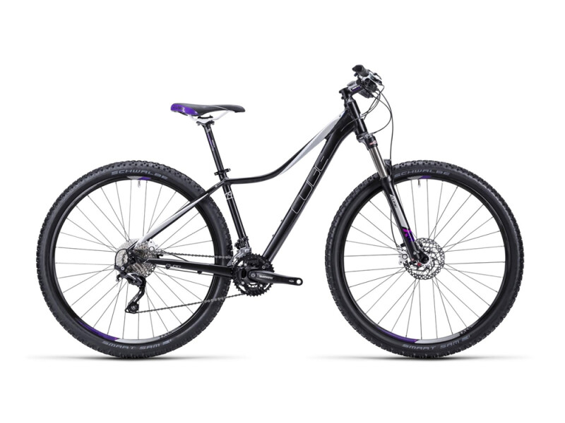 Cube Access WLS Race black´n´purple