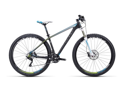 Cube Access WLS GTC Pro carbon´n´white´n´blue