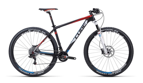 CUBE - Elite Super HPC Pro 29 black´n´red´n´blue