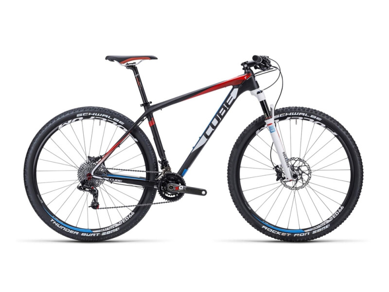 Cube Elite Super HPC Pro 29 black´n´red´n´blue